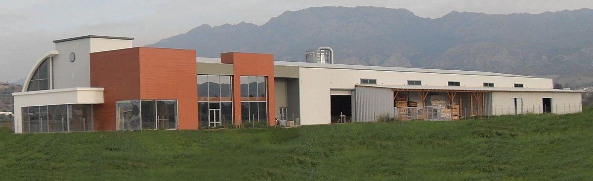 Εργοστάσιο VEstal Group στην Κω