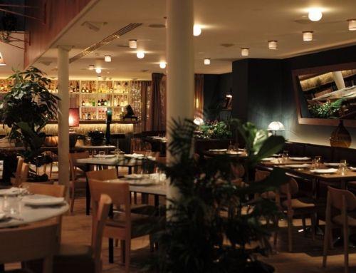 Ανακαίνιση εστιατορίου Nolita, του ξενοδοχείου Semiramis στην Κηφισιά